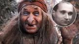 Baba Jaga z Mrazíka byla ve skutečnosti chlap! Skvěle namaskovaný herec pocházel z milionářské rodiny