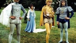 Největší zajímavosti o pohádce Princ a Večernice: Zápach zkaženého masa i problémové kostýmy