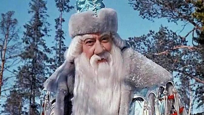 Děda Mráz z Mrazíka: Herec Alexandr Chvylja skončil jako národní umělec. Ostatní stihl temný osud