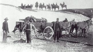 130 let od masakru indiánů: Potok Wounded Knee zrudl krví stovek mužů, žen a dětí