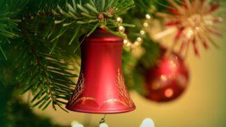Čím ozdobit vánoční stromeček: Nejkrásnějšími barvami roku 2020 jsou červená a zlatá