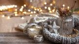 Vánoční dekorace na stůl i okno: Levně a na poslední chvíli