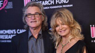 Goldie Hawn odhalila tajemství dlouhé a pevné lásky s kolegou Kurtem Russellem
