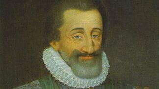Jindřich IV. Francouzský: Jeho svatba se zvrhla v masakr, ulicemi tekla krev desítek tisíc lidí