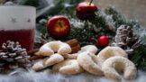 Nejlepší vanilkové rohlíčky: Jak je upéct, aby byly křehké a voňavé