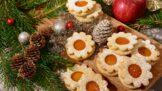 Křehké linecké jako od babičky: Nejlepší je slepované marmeládou