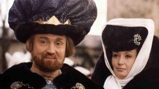 Pohádkový osud krále ze Tří oříšků pro Popelku: Herec Rolf Hoppe začínal jako kočí, stal se legendou