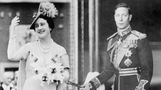 Britský král Jiří VI.: Koktavému a ustrašenému panovníkovi pomohl až logoped