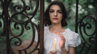 Olina (22): Vášeň pro tajemné příběhy se vyplatila. Z mých představ se začala stávat realita