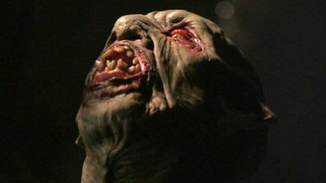 Mýtický tvor Wendigo: Upír s podobou vlkodlaka touží po lidském mase