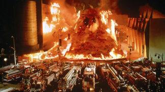 Hollywoodská katastrofa Sopka: Vlažná láva, nezničitelní lidé a další chyby v nepovedeném filmu