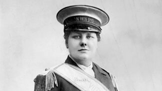 Flora Drummondová: Generálka v boji za ženská práva. Místo nabízeného příměří zvolila vězeňskou celu