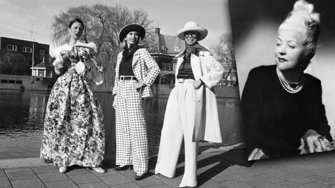 Nina Ricci: Světová módní návrhářka neuměla kreslit střihy. Firmu jí založil jediný syn