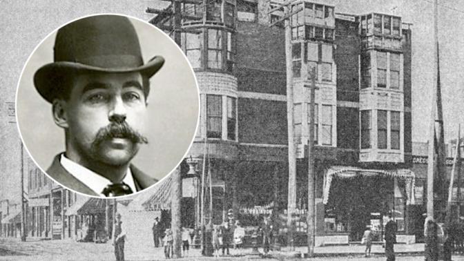 Sériový vrah H. H. Holmes: V labyrintu plném nástrah zabíjel děti, milenky i nájemníky