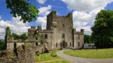 Nejstrašidelnější hrad světa: Irský Leap zažil odporná jatka v kuchyni i ložnici