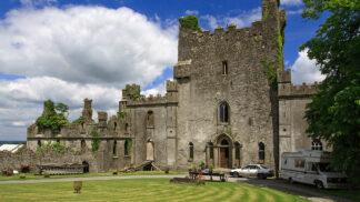 Thumbnail # Děsivý irský hrad Leap: Koho můžete potkat v temných chodbách?