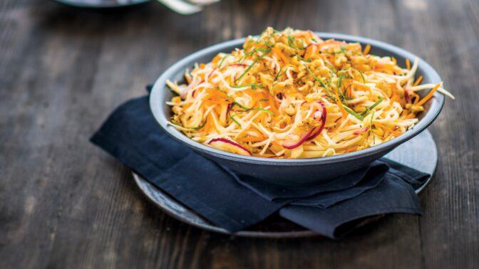 Celerový salát: Dodá vám potřebné vitamíny, minerály a pomůže zhubnout