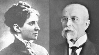 První dáma z léčebny: Charlottu Garrigue-Masarykovou na Hradě zradilo zdraví
