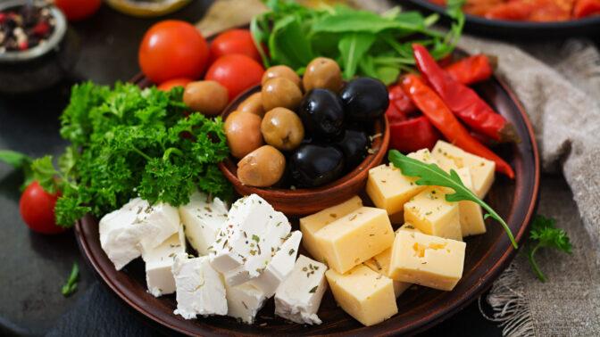 Středomořská dieta: Čerstvá zelenina a ryby z ní dělají jednu z nejzdravějších