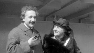 Elsa Einsteinová, sestřenice i manželka slavného vědce: Albert s ní dva roky podváděl první ženu