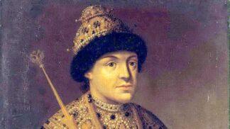 Patnáctiletý car Fjodor III. Alexejevič: Vládl celému Rusku, palác ale řídila jeho žena