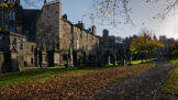 Greyfriars Kirkyard: Skotský hřbitov obývá duch, který láme kosti a dává pěstí do nosu