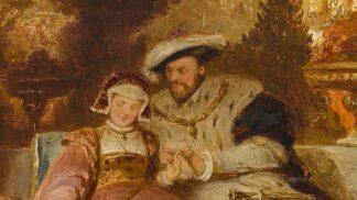 Královská svatba Jindřicha VIII. a Anny Boleynové: Řekli si ano, i když on byl ženatý s jinou