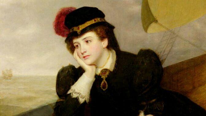 Tragický konec Marie Stuartovny: Rozsudek smrti podepsala její vlastní tetička královna Alžběta I.
