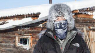 Česko sevřely mrazy: Podívejte se na skutečně nejchladnější místo planety, kde jen vykopat hrob trvá tři dny