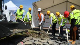 Ani v roce 2021 nepřijdou Pražené o nové stavební projekty a úpravy, jaké budou ty nejzásadnější?