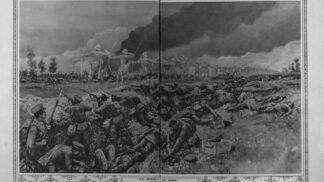 Mýty opředená bitva u Monsu: Pomohli zoufalým britským vojákům andělé?