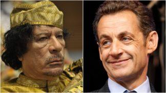 Muammar Kaddáfí v koncích aneb Jak rozporuplného diktátora využil prezident Nicolas Sarkozy