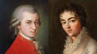 Mozartovy milostné lapálie: Matka jeho vyvolené Constanze mu vyhrožovala policií