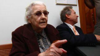 6 let od smrti nechvalně známé prokurátorky: Ludmila Brožová-Polednová nikdy neuznala vinu za popravu Milady Horákové