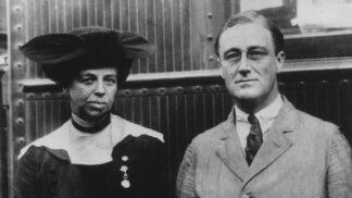 Mocný muž na vozíku: Prezident Roosevelt vyhrál válku a za ženu si vzal sestřenici