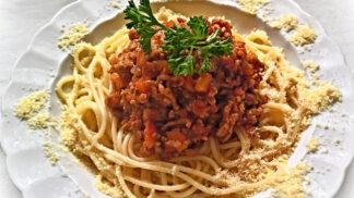 Pravé boloňské špagety: Tahle surovina doladí pokrm do dokonalosti