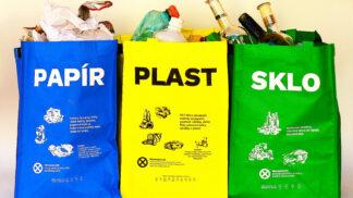 Jak třídit odpad doma: Co patří do speciálního kontejneru a co vyhodit do směsného odpadu