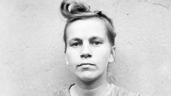 Elisabeth Volkenrathová, dozorkyně z Osvětimi: Vraždila, i když připravovala svatbu