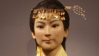Tajemství mumie Lady Dai: I po 2000 letech vypadá, jako by se měla každou chvíli probudit