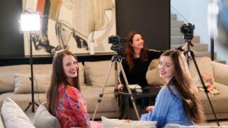 Kristýna Leichtová o nenávisti: Lidé se občas chovají, jako bychom spolu usínali, říká v novém pořadu Žena v zenu