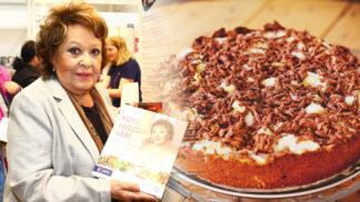 Strouhaný koláč, jak ho miluje Jiřina Bohdalová. Díky jedné vláčné ingredienci je skutečně lahodný