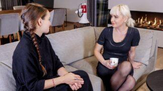 Bára Nesvadbová o životě s rodiči psychology: Kritizovali mě za všechno, říká v pořadu Žena v zenu