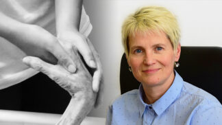 Umírajícím pomáháme odejít důstojně a bez bolestí, říká Dagmar Ruferová, která vybudovala domácí hospic