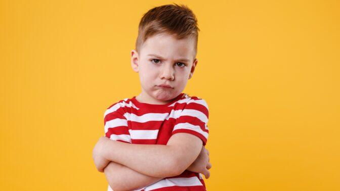 PORADNA: Dítě se vzteká a dostává amok v obchodě? Klíčové rady psychoterapeutky Samsonové