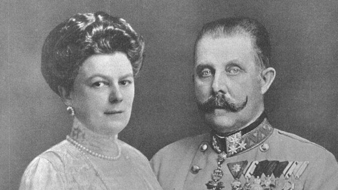 Krásnou Žofii Chotkovou připravil o život titul vévodkyně. Za její lásku k následníkovi trůnu zaplatily jejich děti