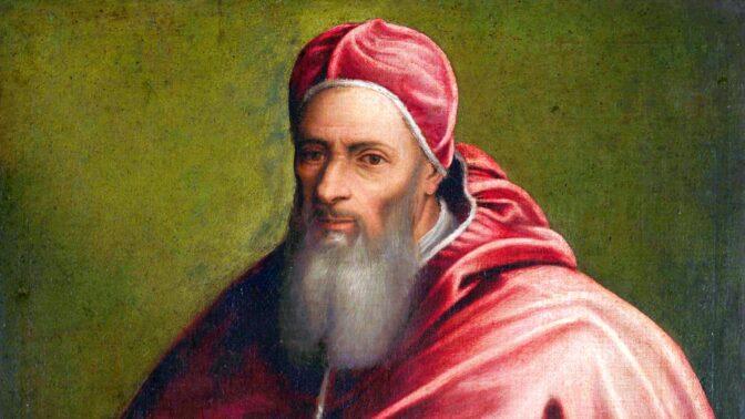 Papež Julius III.: Mistr skandálů protěžoval synovce, který s ním sdílel lože