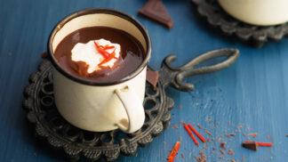 Horká čokoláda s chilli papričkou: Afrodiziakum hned ve dvojité podobě