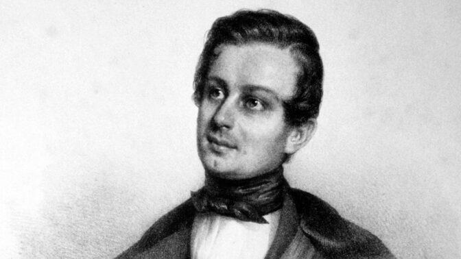 Josef Kajetán Tyl žil se dvěma sestrami: Starší si vzal, mladší mu rodila děti
