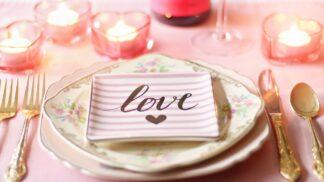 Láska vlockdownu. Připravte si se svou drahou polovičkou valentýnské menu o třech chodech