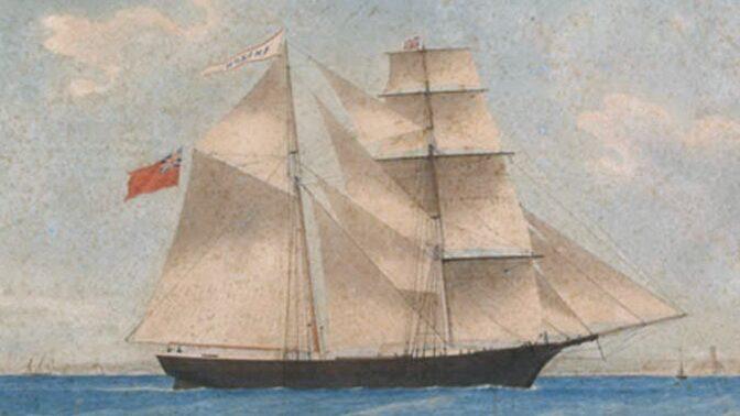 Mary Celeste, prokletá loď duchů: Posádka zmizela uprostřed oceánu, zbylo po ní nedojedené jídlo